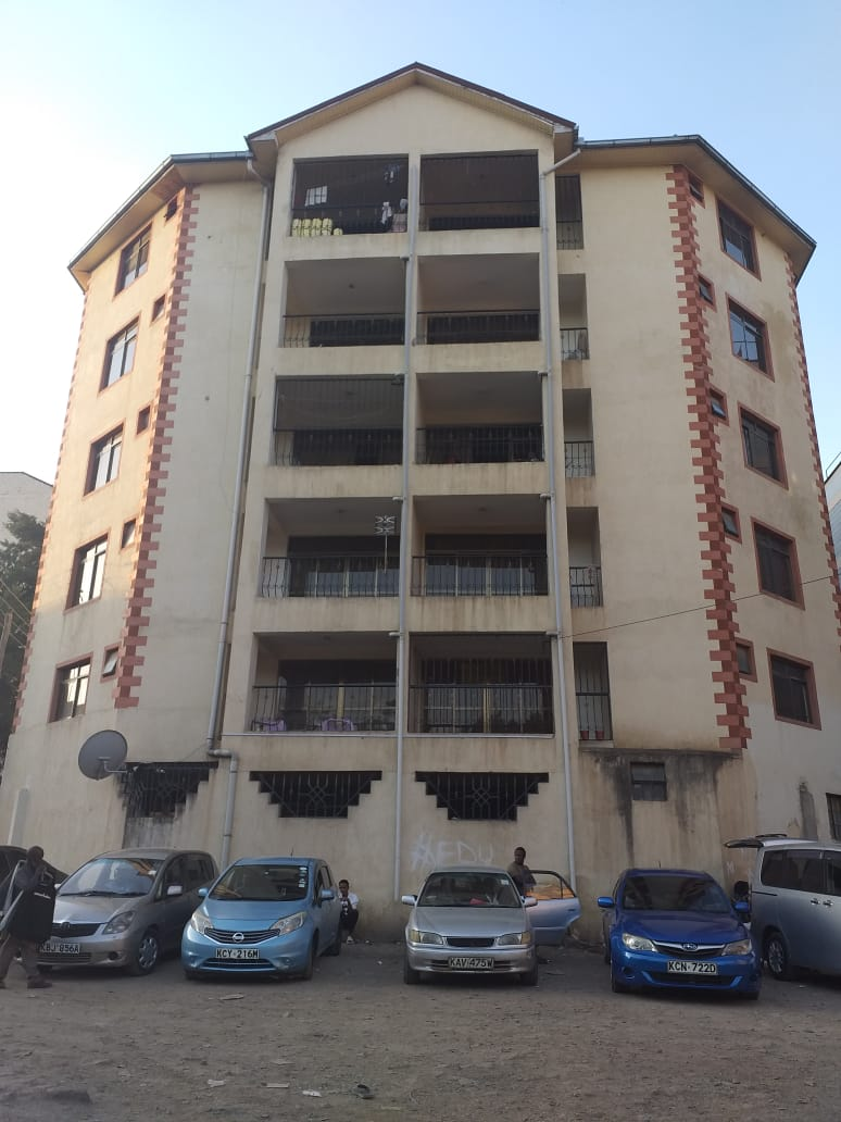 A  PRIME RESIDENTIAL 3 BEDROOM APARTMENT IN BELL CREST COURT APARTMENTS IN SOUTH B, NAIROBI CITY COUNTY