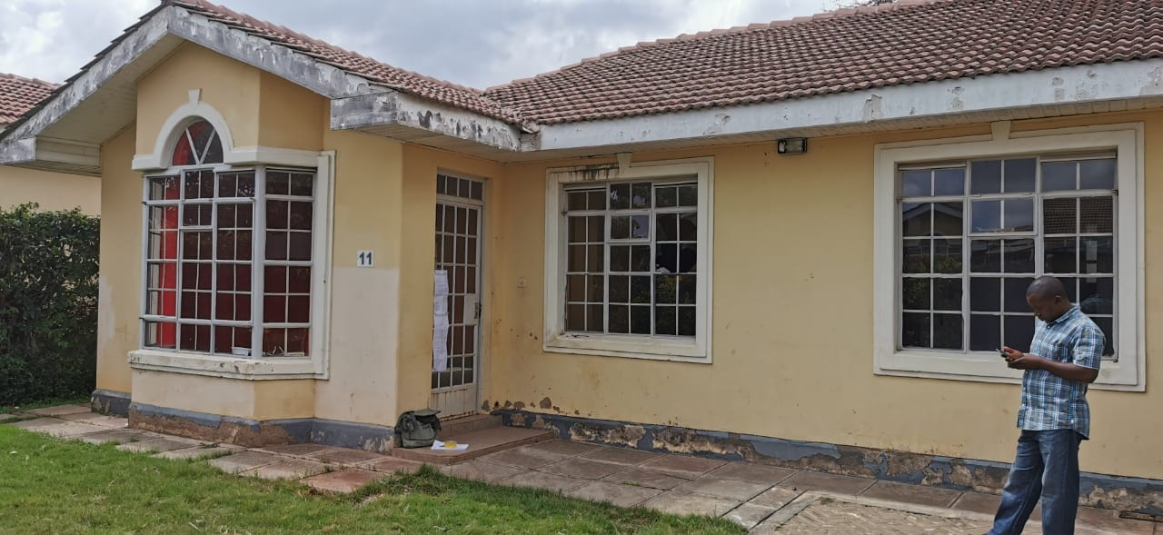 A PRIME THREE BEDROOM BUNGALOW WITHIN HILLS PARK ESTATE, ATHI RIVER AREA MACHAKOS COUNTY